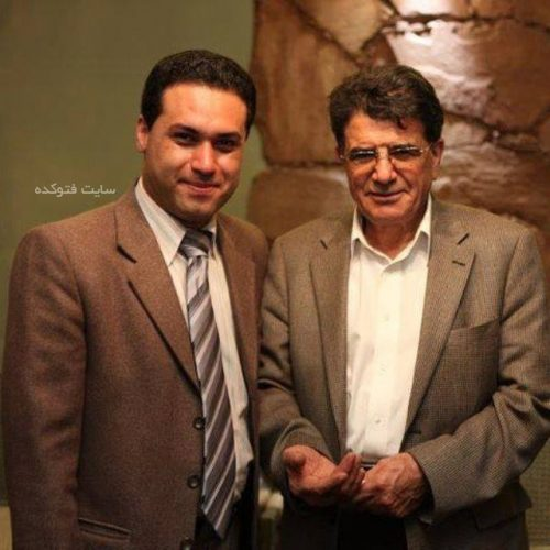 وحید تاج و استادش محمدرضا شجریان