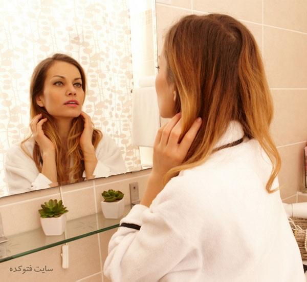 راهکار درمان ورم صورت