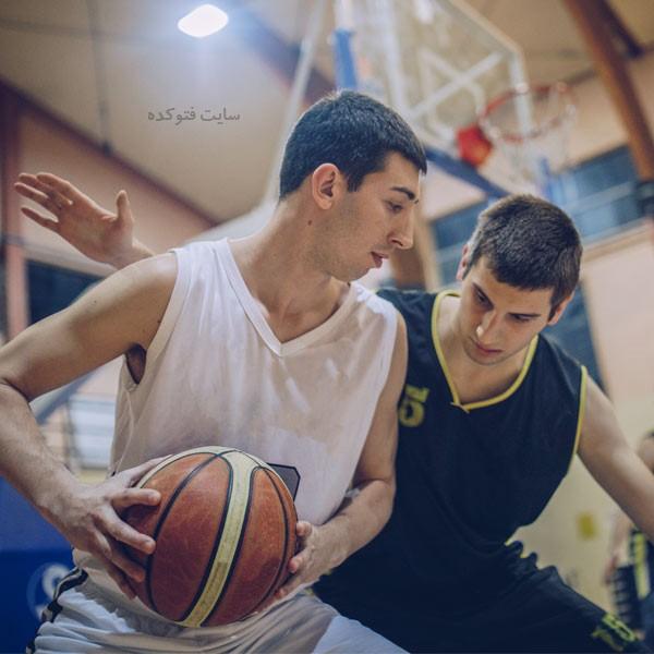بسکتبال موثرترین ورزش برای کاهش وزن
