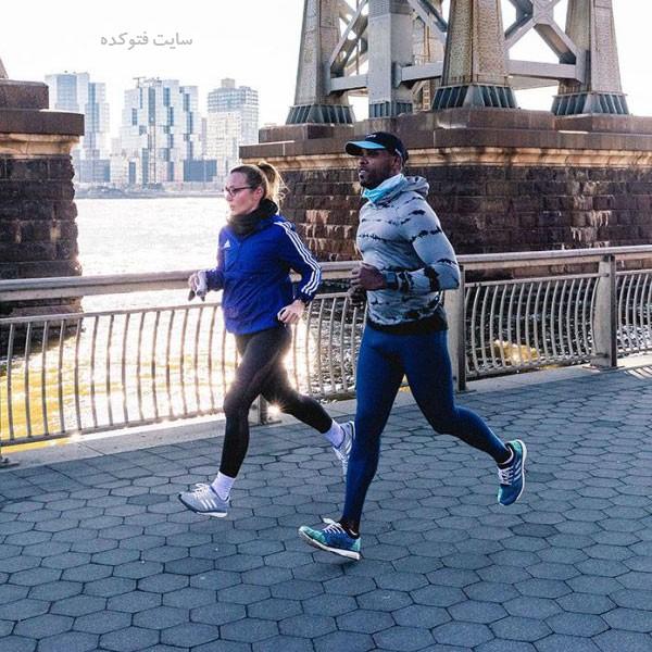 دویدن آهسته در مسافت طولانی برای کاهش وزن سریع