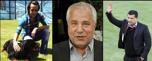 شعل دوم ورزشکاران پولدار ایرانی,شغل دوم فوتبالیست های ایرانی,شغل اصلی ورزشکاران ایرانی,شغل دیگر ورزشکاران,شغل دوم علی کریمی,شغل دوم علی دایی,شغل دوم ورزشکار