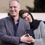 ویشکا آسایش و همسرش رضا قبادی + بیوگرافی کامل