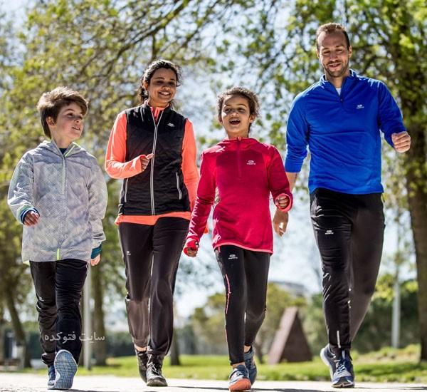 نقش و تاثیرگذاری پیاده روی برای لاغری