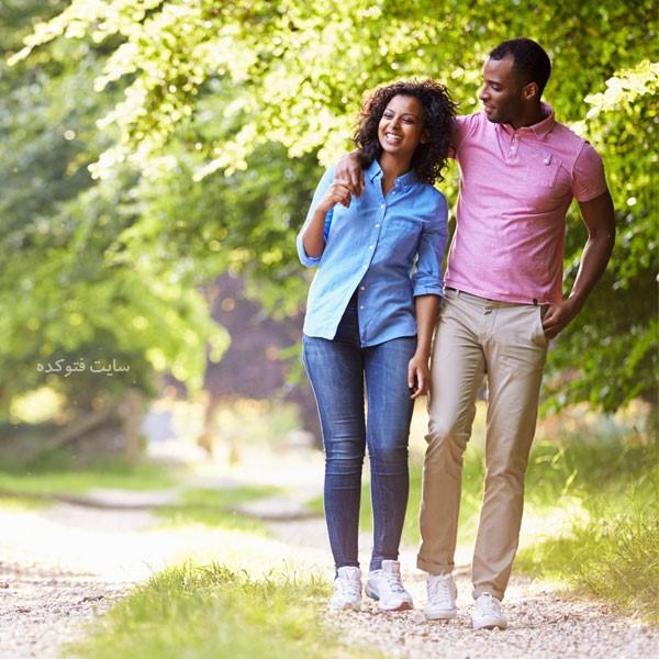 تاثیر پیاده روی در دوران بارداری با عکس
