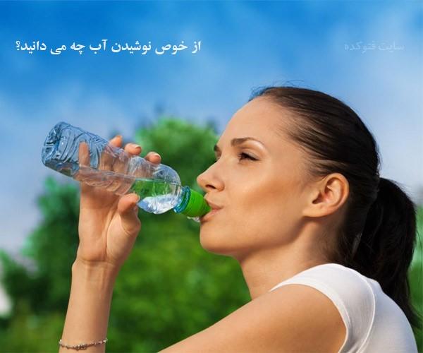 خواص آب برای لاغریی و چاقی