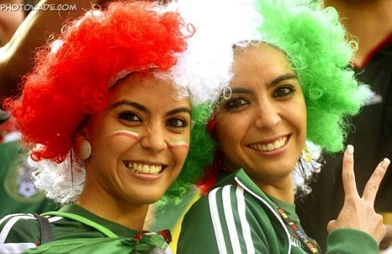 عکس جام جهانی 2014,عکس های خوشگل های جام جهانی 2014