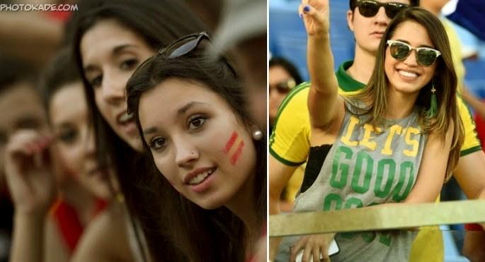 گالری تصاویر جام جهانی 2014,عکس های امروز جام جهانی 2014