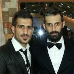 عکسهای جنجالی عروسی شهرام محمودی