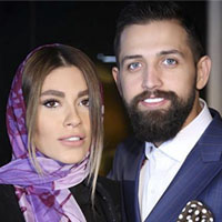 بیوگرافی محسن افشانی و همسرش