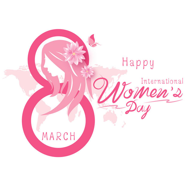 عکس نوشته روز جهانی زنان