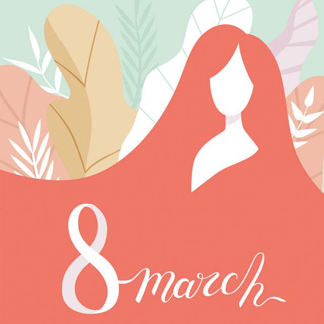 تبریک 8 مارس روز زن