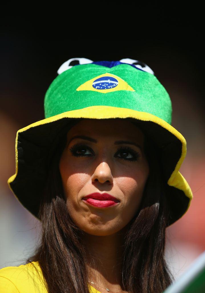 عکس تماشاگران جام جهانی 2014 برزیل