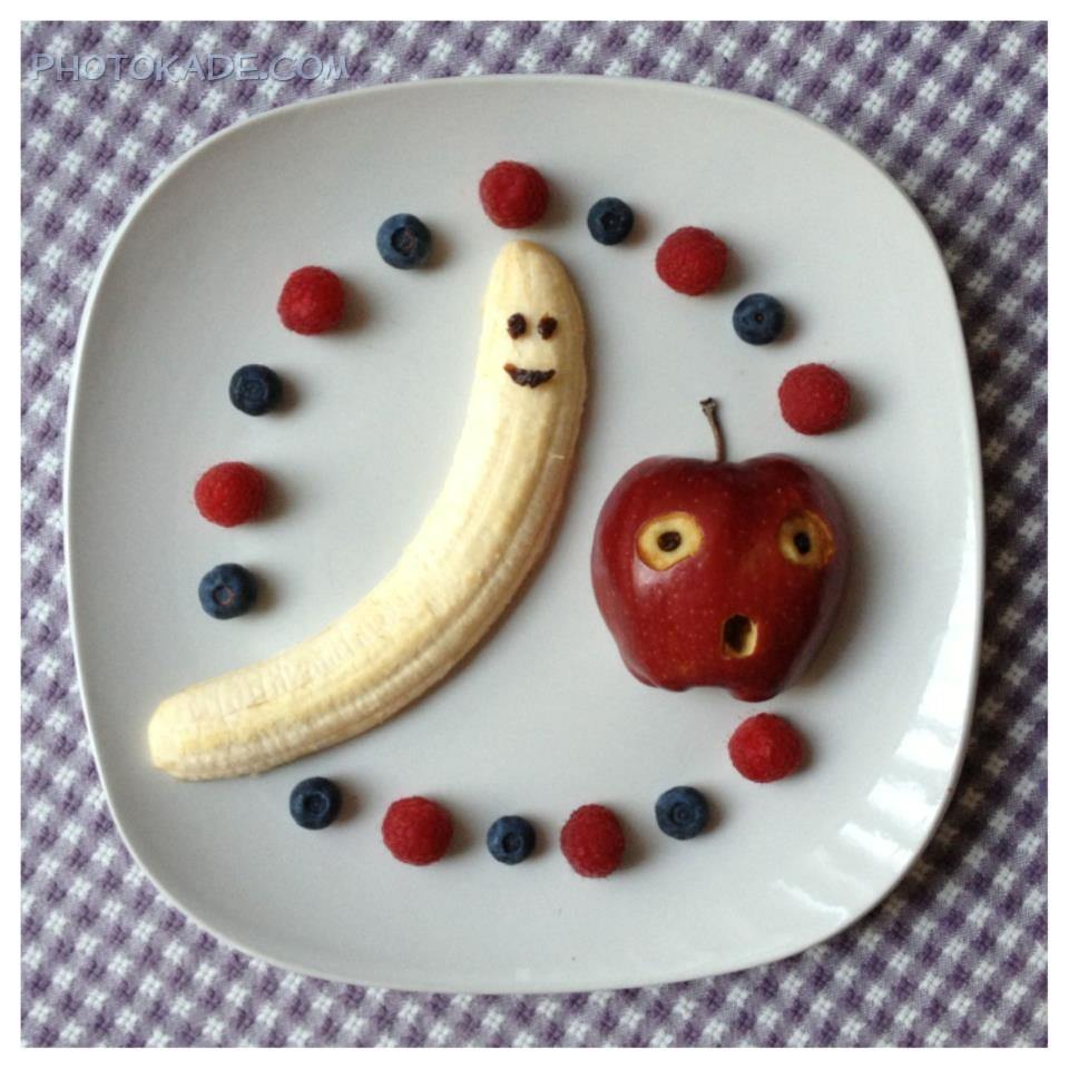 worm-with-apple
