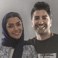 زانیار خسروی و همسرش آرنیکا صادقی + زندگی شخصی هنری
