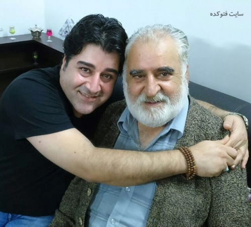 عکس مهدی یغمایی و پدرش + بیوگرافی