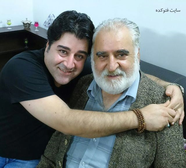 عکس مهدی یغمایی و پدرش + بیوگرافی کامل