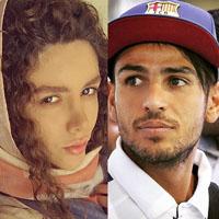 عکس و بیوگرافی یعقوب کریمی و همسرش نیکی محرابی + ازدواج