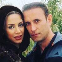 یحیی گل محمدی و همسرش + شغل دوم و خانواده