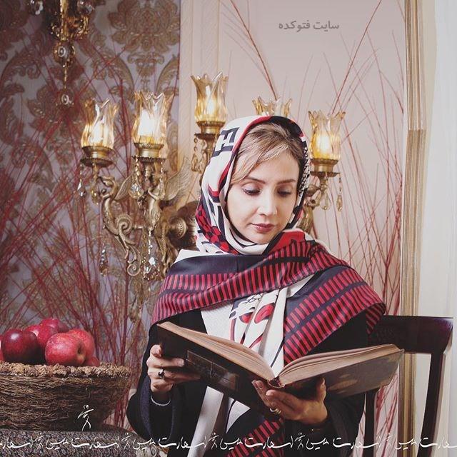 عکس شبنم قلی خانی شب یلدای 96
