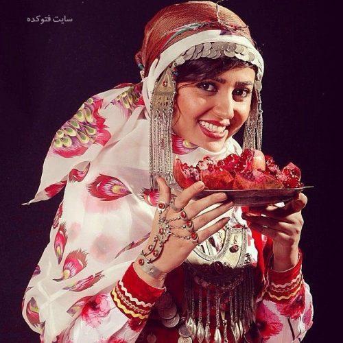 عکس یلدا عباسی خواننده و نوازنده + بیوگرافی کامل