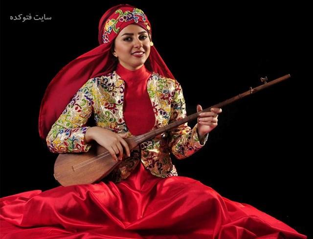 عکس و بیوگرافی یلدا عباسی خواننده
