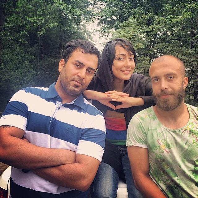 عکس خانوادگی یاسمین معاوی