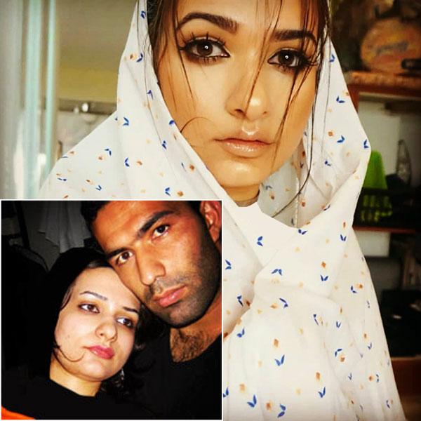 عکس همسر Neda Yasee + زندگی شخصی