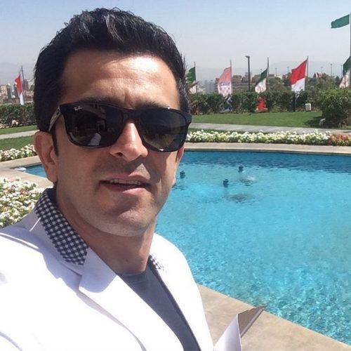 عکس مجید یاسر بازیگر + زندگی خصوصی و شخصی