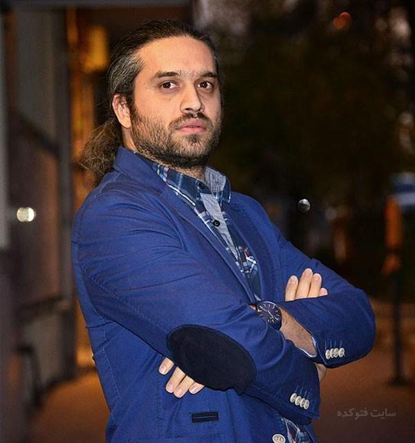 عکس و بیوگرافی یاشار هاشم زاده