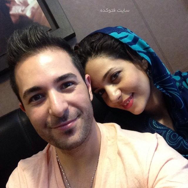 عکس یاشار خلیق استیج و خواهرش + زندگینامه
