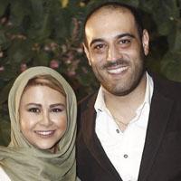 بیوگرافی یاسمینا باهر و همسرش امیریل ارجمند + زندگی شخصی