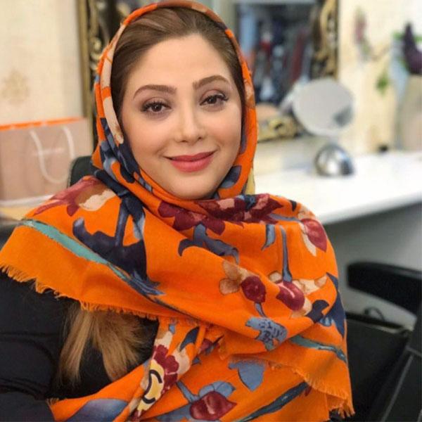 عکس مریم سلطانی بازیگر در نقش ندا سریال یکی مثل من