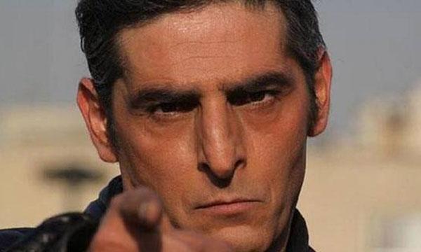 شاه علی سرخانی بازیگر در نقش سیا سریال یکی مثل من