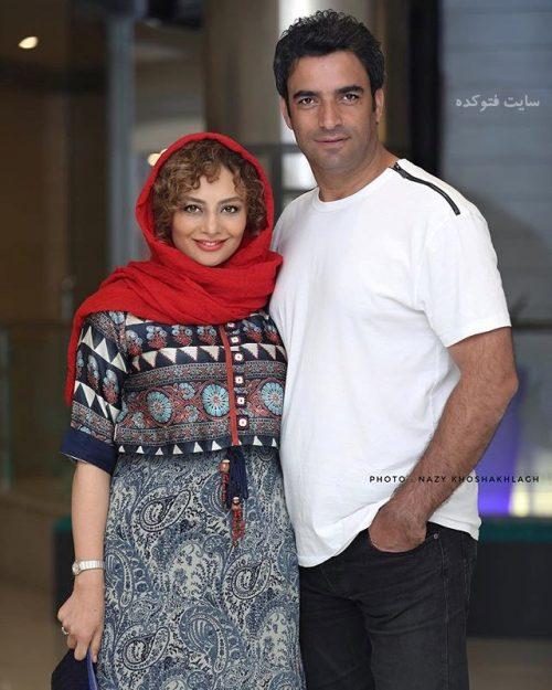 عکس یکتا ناصر و همسرش منوچهر هادی + زندگینامه شخصی