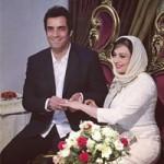 عکس ازدواج یکتا ناصر و منوچهر هادی با بیوگرافی