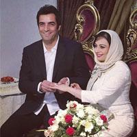 ازدواج یکتا ناصر و منوچهر هادی