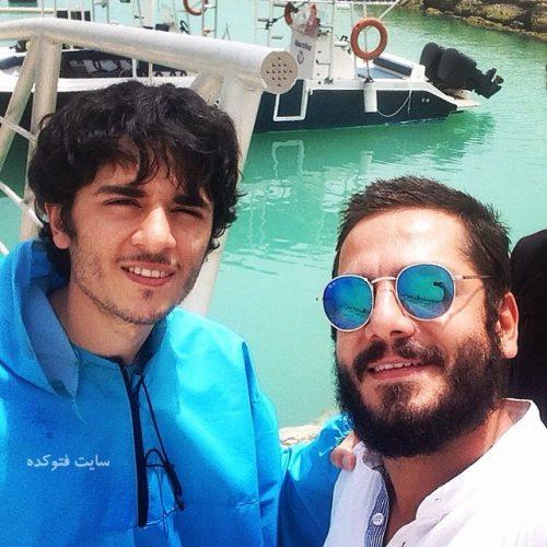 عکس یونس غزالی و برادرش عباس غزالی + بیوگرافی کامل