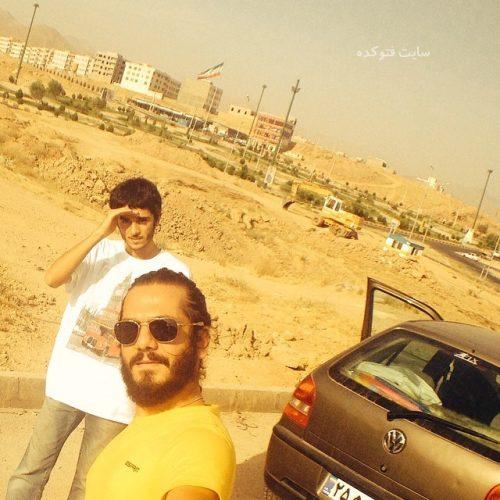 عکس جدید یونس غزالی و برادرش + بیوگرافی کامل