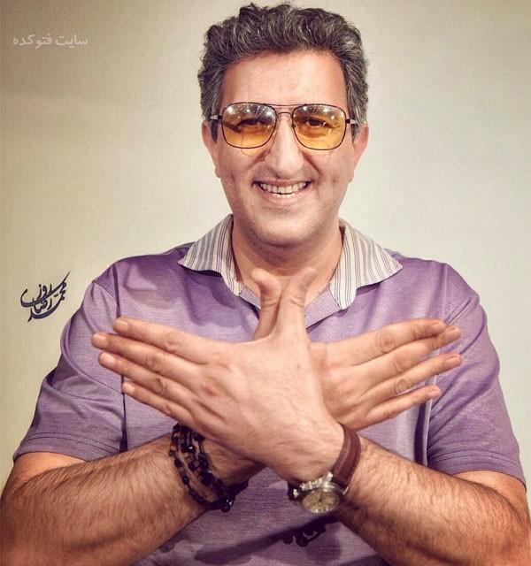 بیوگرافی یوسف صیادی بازیگر + زندگی شخصی هنری