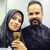 بیوگرافی زهرا چخماقی و همسرش + زندگی شخصی خبری