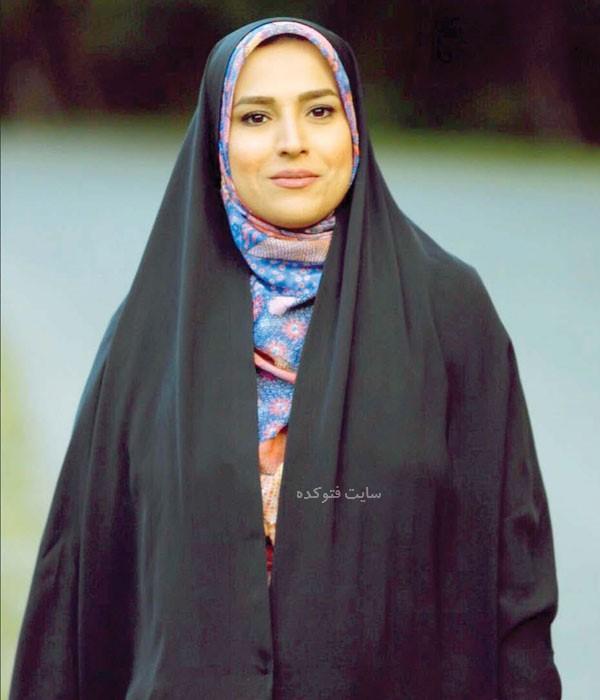 بیوگرافی زهرا چخماقی خبرنگار + عکس های شخصی