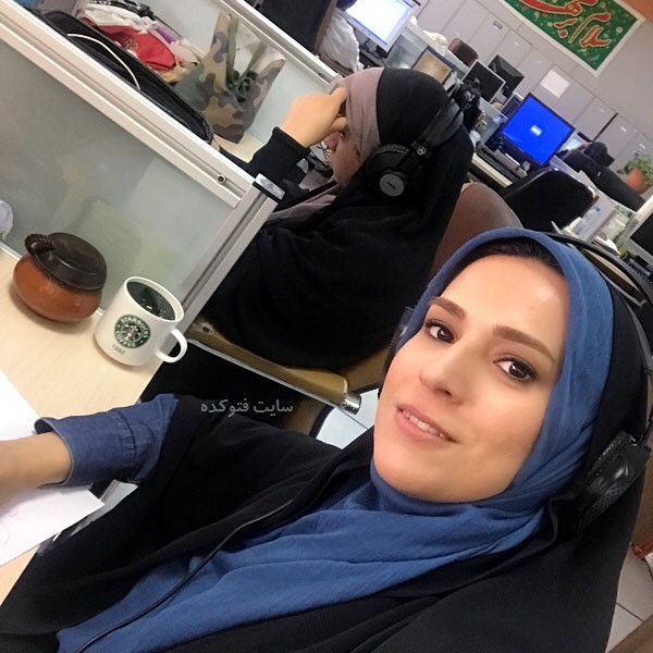 زهرا چخماقی خبرنگار جنجالی صدا و سیما