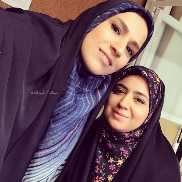 عکس های زهرا چخماقی و خواهرش زنیب چخماقی