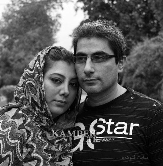 عکس زهرا داوودنژاد و همسرش + بیوگرافی