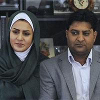 بیوگرای زهرا نعمتی و همسرش رهام شهابی پور + زندگی خصوصی