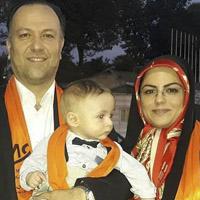 بیوگرافی زهرا رکوعی و همسرش + زندگی شخصی خبری