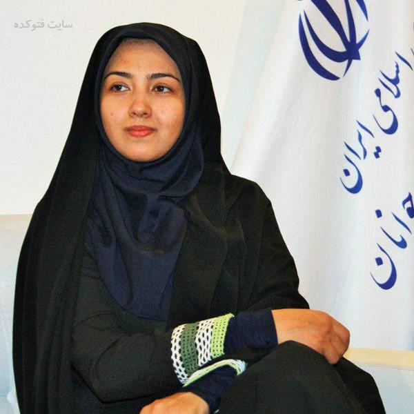 زهرا سعیدی مبارکه کیست + بیوگرافی و عکس جدید