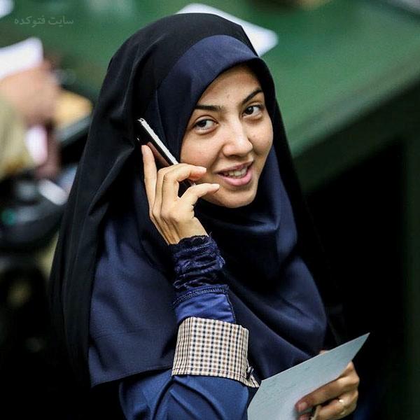 بیوگرافی زهرا سعیدی مبارکه