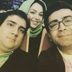 زهرا عاملی و همسرش + ماجرای جنجالی با فرزاد حسنی