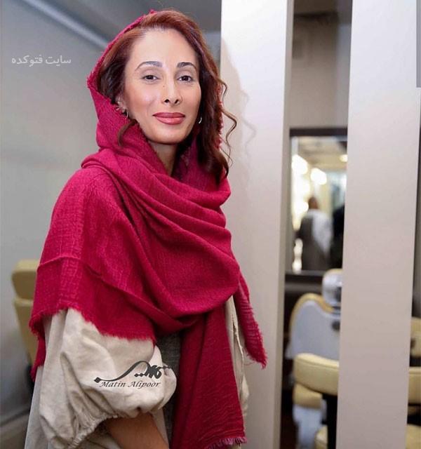 عکس جدید سحر زکریا بازیگر خوشگل ایرانی با علت ازدواج